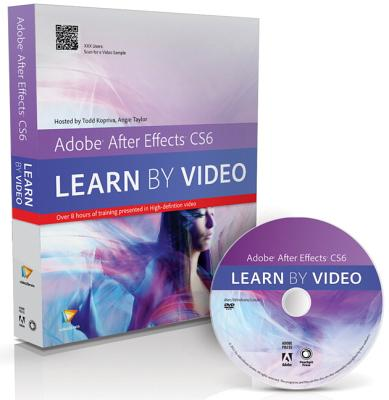 Adobe After Effects Cs6 By Taylor, Angie/ Video2brain (COR)/ Kopriva, Todd
